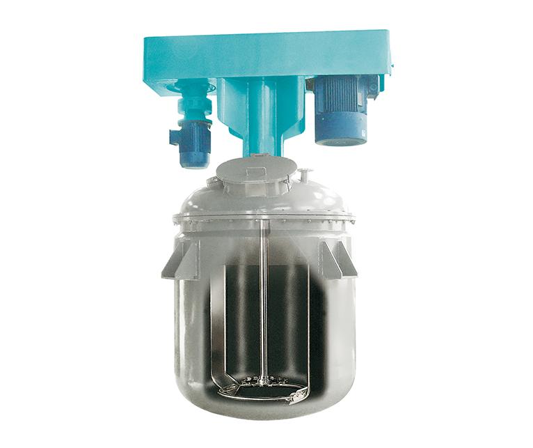 TSJ同心雙軸平台式攪拌機